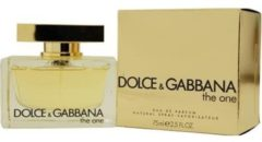 Dolce & Gabbana Dolce&Gabbana The One For Women Eau de Parfum Spray 75 ml