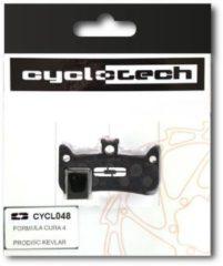Cyclotech Components Prodisc Kevlar Remblokken voor Formula Cura 4