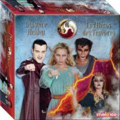 Studio 100 Nachtwacht - Bordspel - Duistere helden - 2 spellen; van schemermeer naar de onderwereld
