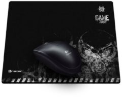 Zwarte Tracer Gamezone Smooth S Gaming Muismat - 250 x 210 mm