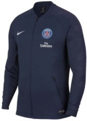 Paris St. Germain Anthem-Jacke der Saison 18/19 894365-411 Nike Midnight Navy/White