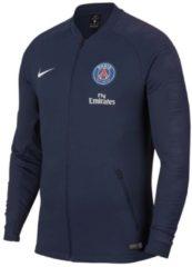 Paris St. Germain Anthem-Jacke der Saison 18/19 894365-411 Nike Midnight Navy/White