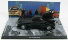 BatMobile Batman 652 Matt Black