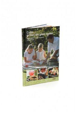 """Afbeelding van Zwarte Trendyard Cobb Kookboek """"Grillen als geen ander"""""""