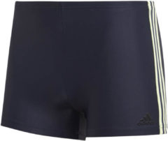 Blauwe Adidas 3-Stripes Zwemboxer