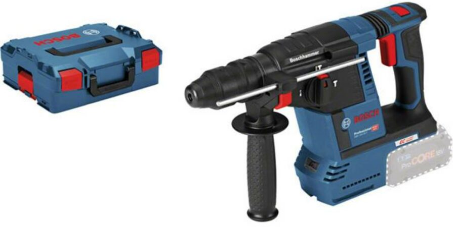 Afbeelding van Accuboorhamer Bosch Professional SDS-Plus 18 V Li-ion