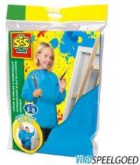SES Creative kliederschort blauw 3 - 8 jaar One Size