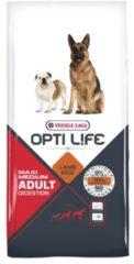 Opti Life Adult Digestion Medium-Maxi - Hondenvoer - 12.5 kg - Hondenvoer