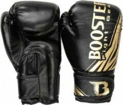 Booster fight gear Booster BT Champion (kick)bokshandschoenen Junior Zwart 4oz