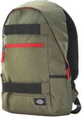 Dickies Ellwood City Backpack Zaino Verde militare unica taglia