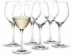 Holmegaard Perfection set van 6 white wine glass 32cl