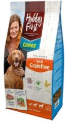 Hobbyfirst Canex Adult Grainfree Eend - Hondenvoer - 12 kg