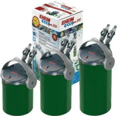 Groene Eheim Aquariumverlichting Eheim - ecco pro 200 buifilt+filt ma