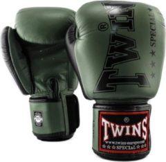 Twins Special - (kick)bokshandschoenen - BGVL8 - Groen - 16oz