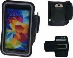 BestCases Galaxy Core Prime Zwart Sport Armband Neopreen