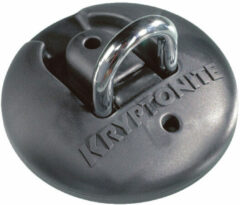 Kryptonite - Stronghold Boden-/Wand-Anker - Fietsslot zwart/grijs
