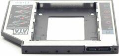 Gembird slim mounting frame voor 2.5'' drive naar 5.25'' bay