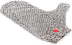Zilveren Oesterhandschoen zonder vingers van Osafe - Novac