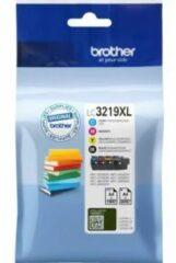 Brother LC3219XL Origineel Inktcartridge Zwart, cyaan, magenta, geel 4 Stuks