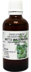 Natura Sanat Nasturtium off / witte waterkers tinctuur bio 50 Milliliter