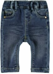 Blauwe Name It! Meisjes Tregging - Maat 104 - Denim - Jeans