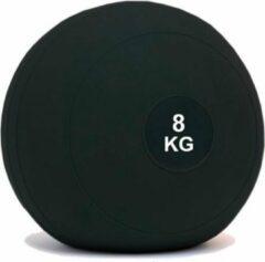 ESam® - Slam Ball - 8 kg - niet stuiterend - zwart