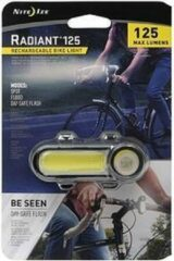 NITE IZE Radiant 125 Rechargeable Bike Light 125 L - Wit