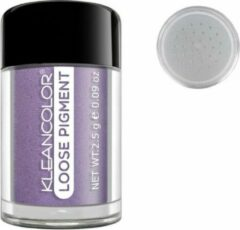 Paarse Kleancolor Loose Pigment Eyeshadow - 1129 Enchanted