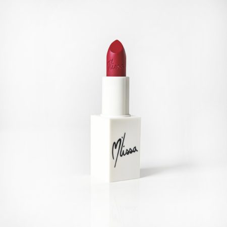 Afbeelding van Rode M'lissa - Latin Lips - Lippenstift - Vegan & Biologische Lipstick - (Donker)Roze