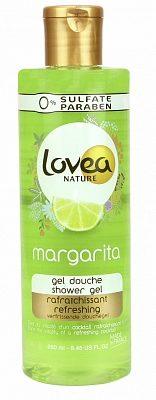 Afbeelding van Lovea Nature Showergel - Margarita Verfrissend 250 ml