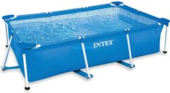 Intex Frame Pool Family 128270NP, 220x150x60 cm, Schwimmbad