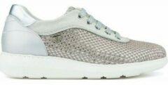 Zilveren Lage Sneakers Onfoot SIMPLY GLANZENDE W SNEAKERS