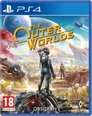 Take Two The Outer Worlds (PlayStation 4)