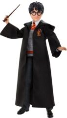 Grijze Mattel Tienerpop Wizarding World Harry Potter 26 Cm Zwart