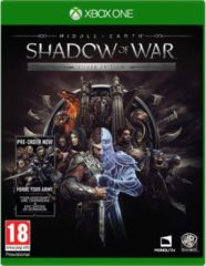 Warner Bros Middle Earth: Shadow of War (Silver Edition) (+Pre-Order Bonus)