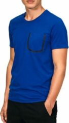 Blauwe Peak Performance - Tech Tee - Heren - maat S