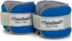 Thera-Band enkel & pols gewichtsmanchetten - blauw