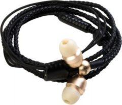 WRAPS Core Gold Armband Kopfhörer mit Mikro