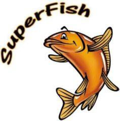 Superfish UV PL 7 Watt vervangingslamp