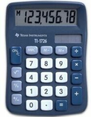 Texas Instruments Bureau rekenmachine TI-1726 83 mm