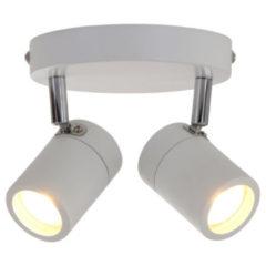 Witte Home24 Plafondlamp Upround II, Steinhauer