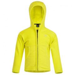 Montura - Baby's Stretch Hoody Jacket - Softshelljack maat 086, geel