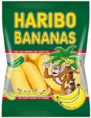 Gele Haribo bananas Uitdeeldoos