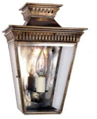 Limehouse Landelijk buitenlamp Pagoda Flush handgemaakt Limehouse 493