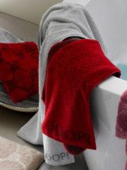 JOOP! Handtücher Classic Doubleface Duschtuch Magnolie 80 x 150 cm 1 Stk.