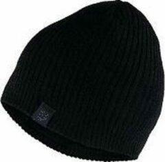 Asics winter beanie zwart uni