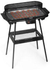 Zwarte Princess Elektrische Barbecue - 47x28 cm - 2000W