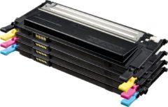 SAMSUNG CLT-P4092C tonercartridge zwart en drie kleuren standard capacity zwart 1.500 pagina s / kleur 1.000 pagina s 1-pack
