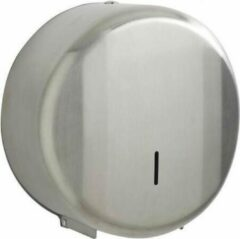 Roestvrijstalen Lensea afsluitbaar dispenser voor wc-papier gemaakt van roestvrij staal van Rossignol