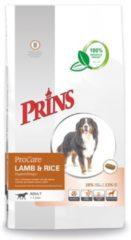 Prins Procare Hypo-Allergic Adult Lam&Rijst - Hondenvoer - 2 kg - Hondenvoer